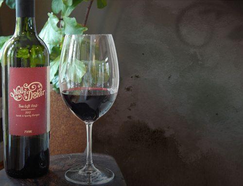 An Amazing Bottle of Wine…